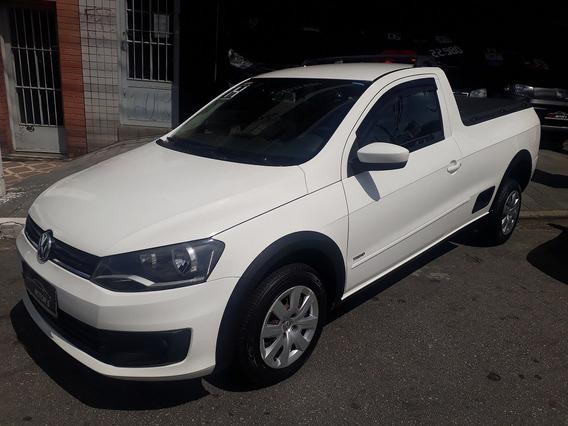 Volkswagen Saveiro Trend 1.6 Cs 2014 Financ Sem Entrada