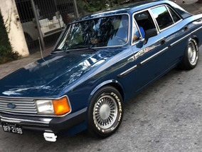 Chevrolet Opala Placa Preta