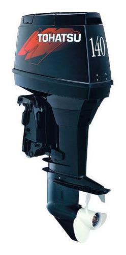 Motor Tohatsu 140 Hp Con Comandos Y Power Trim