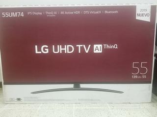 Tv Lg 55um7400 4k