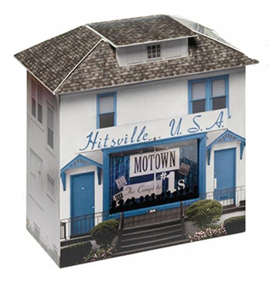 Coleção Motown:the Complete No.1