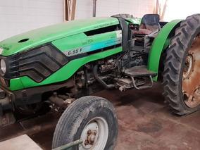 Tractores Agco Allis 6.85f (85 Hp) Solo 6875 Horas