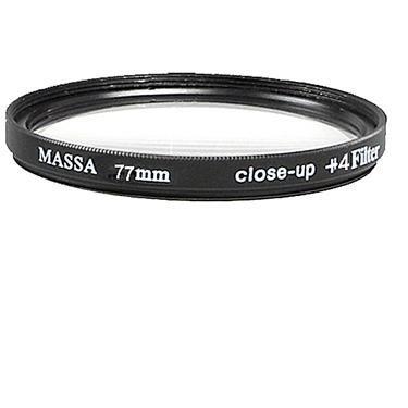 Filtro De Close-up De 77 Mm + 4 Massa