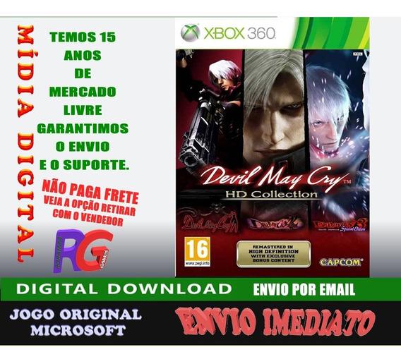 Dmc Hd Collection Midia Digital Roraima Games