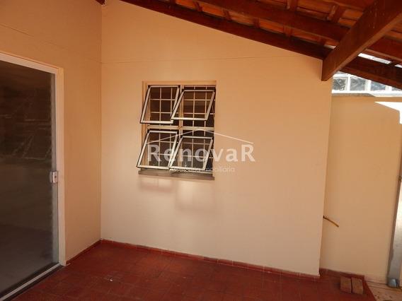 Casa Para Aluguel, 3 Dormitórios, Parque Villa Flores - Sumaré - 445