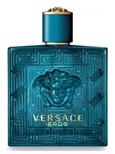 Perfume Versace Eros 100ml Eau De Toilette