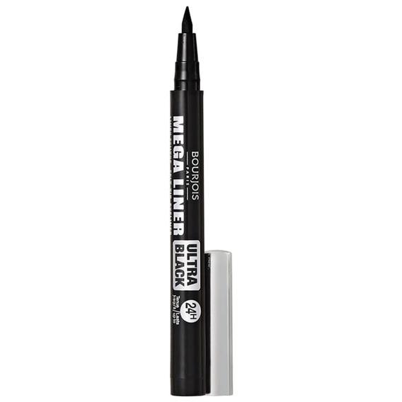 Delineador Bourjois Mega Liner - Ultra Black