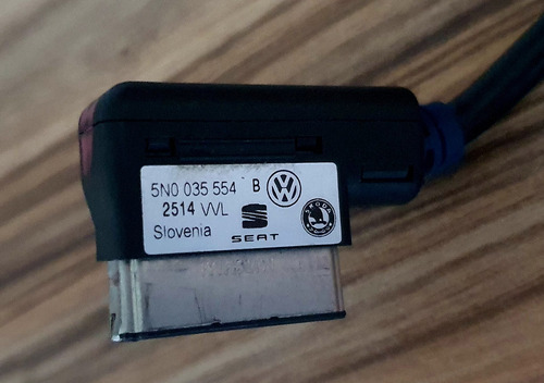 Cabo Ami Mmi Oem iPhone 5 iPod Audi A3 S3 Golf Gti Jetta Fus