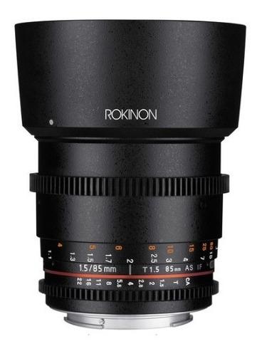 Rokinon 85mm T1.5 Cine Ds Lens (mft Mount)