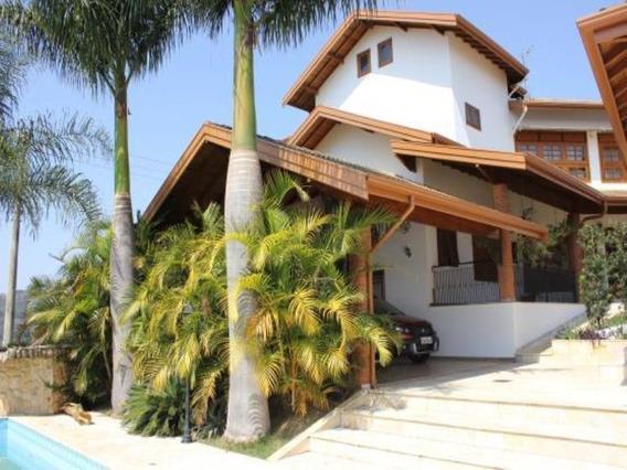 Casa Residencial À Venda, Condomínio Residencial Itatiba Country, Itatiba. - Ca0418 - 34111759