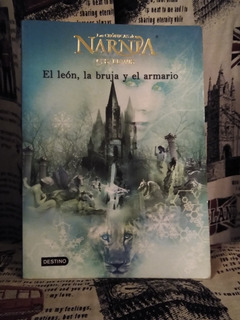 Narnia El León La Bruja Y El Armario