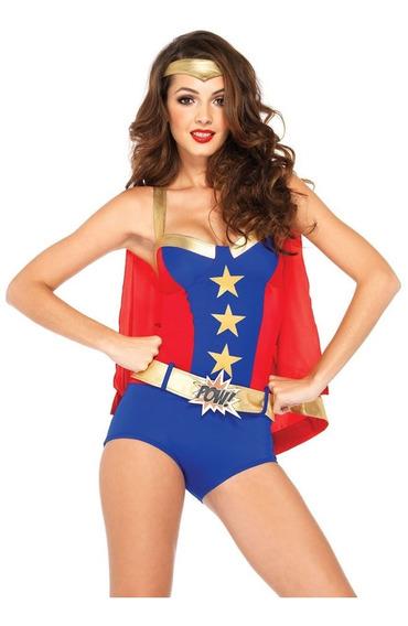 Halloween Disfraz De Mujer Comic