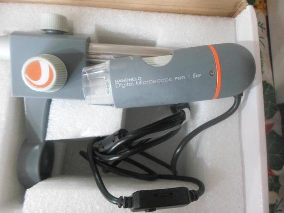 Microscopio Digital Usb Celestron 5mp, Hasta 200x