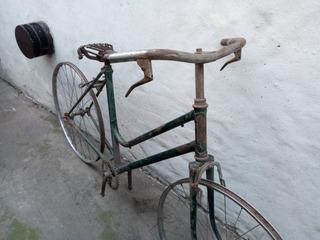Bicicleta Hispano France 24