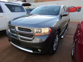 Dodge Durango 3.6 Crew Luxe V6 At Piel 8 Pasajeros !!!