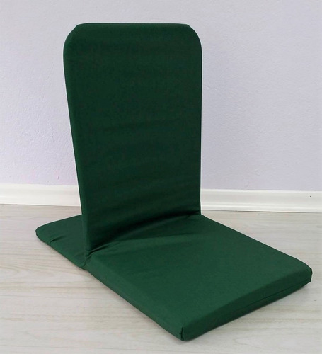Cadeira De Meditação - Caminhos Do Yoga (verde Bandeira)