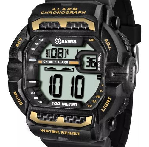 Relógio X-games Masculino Xgppd088 Bxpx C/ Garantia E Nf