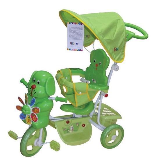 Triciclo Infantil Musical Direccional Reductora Envío Oferta