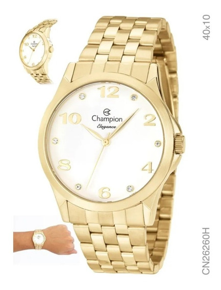 Relógio Champion Feminino Analógico Cn26242h