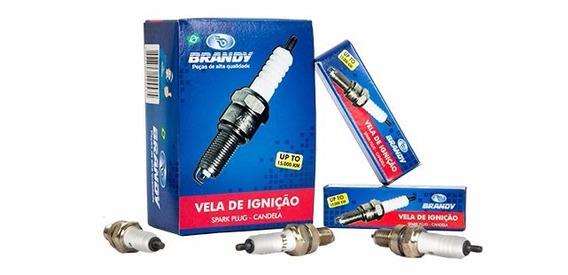 Velas De Ignição Brandy - Cr7-f Unidade