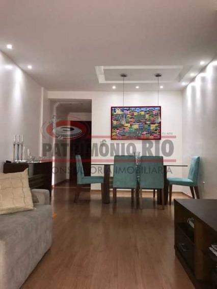 Excelente Apartamento Com 100m² Na Vila Da Penha No Largo Do Bicão - Paap30622