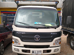 Camion Fotón Estacas Disel 2015, Carga Hasta 2740 Kilos.