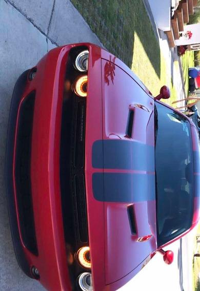 Dodge Challenger 3.7 3.6 Black Top At 2017