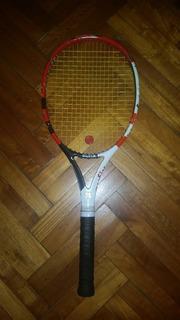 Raqueta De Tenis Sufix Air Dynamic Con Funda + Encordado