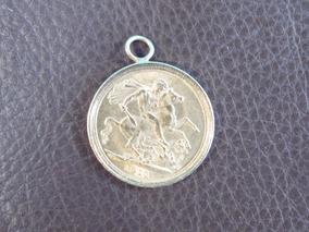 Moeda Ouro 22k - Sovereign - Georgivs V - 1911
