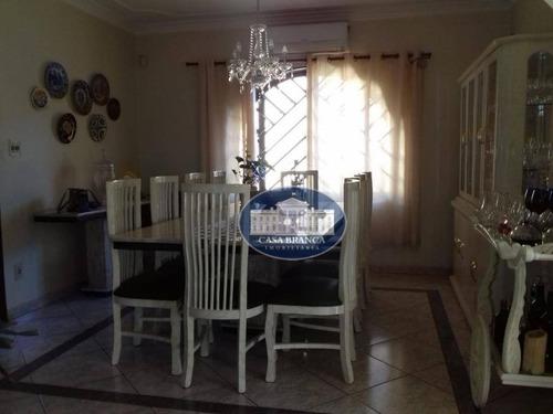 Imagem 1 de 30 de Casa Residencial À Venda, Jardim Nova Yorque, Araçatuba. - Ca0921