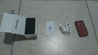 Motorola Moto E (1r Gen) Usado + Funda Y Cargador
