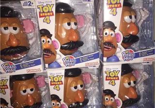 Cara De Papa Toy Story 4 Con 16 Piezas Muy Bueno!!!
