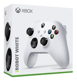 Xbox One Series Robot White - Control