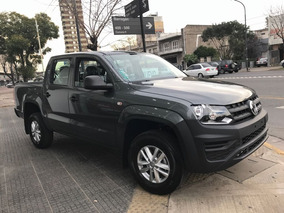 Amarok Trendline 2.0tdi 4x2 2017 0km Financiacion 0% Alra Vw