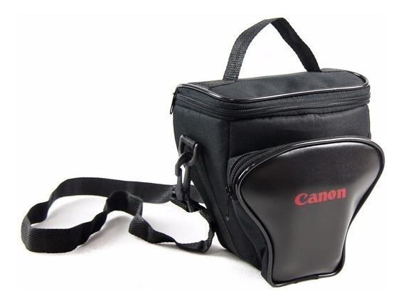 Bolsa Canon Triangulo Para Camera E Acessorios T6 T6i T7 T7i