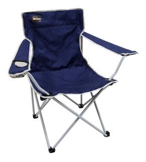 Cadeira De Camping Pesca Dobrável Alvorada Nautika Cores