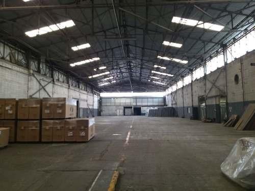 (crm-170-761) Venta De Bodega, Industrial Vallejo