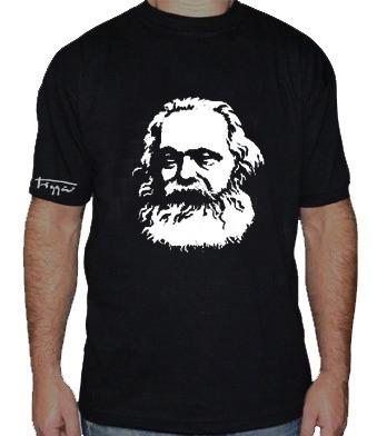 Karl Marx Filosofia Remera Estampada Calidad Premium