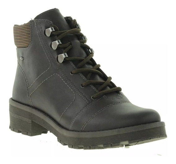 Bota Dakota Cano Curto Coturno Work Boot Café G0971