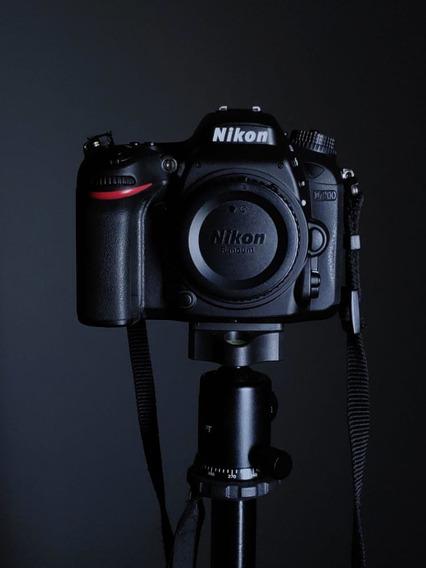 Câmera Nikon D7200 (9540 Clicks!)