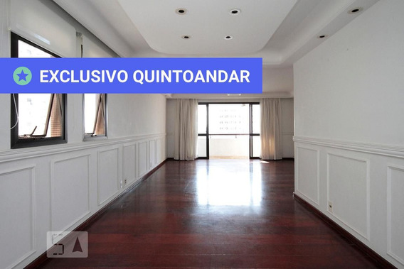 Apartamento No 9º Andar Com 3 Dormitórios E 2 Garagens - Id: 892972266 - 272266