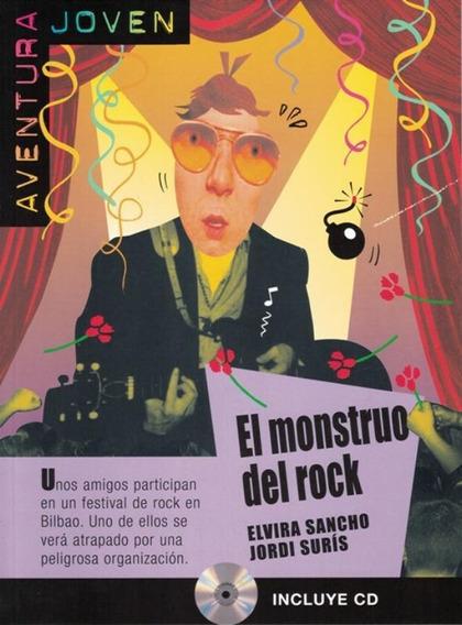 El Monstruo Del Rock - Nivel A2 - Libro + Cd Audio