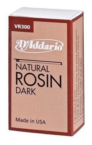 Resina Natural Daddario Vr300