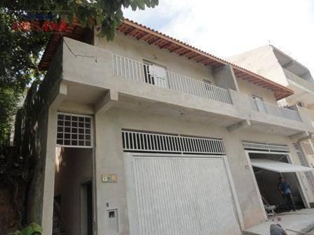 Casa Residencial À Venda Parque São Rafael, Morro Grande, Caieiras. - Ca0113