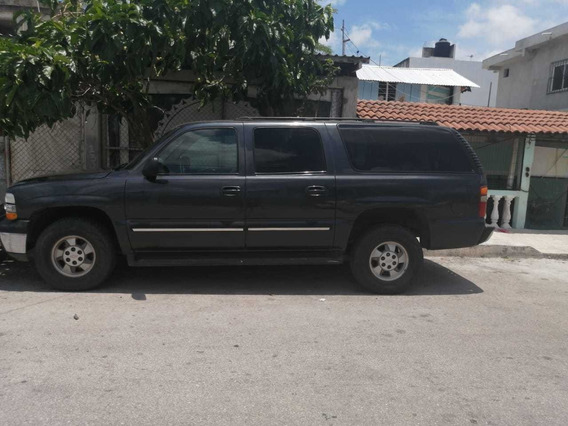 Chevrolet Suburban N Tela Aac At 2003