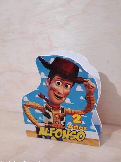Paq10servilleteros Toy Story, Lee La Descripcion
