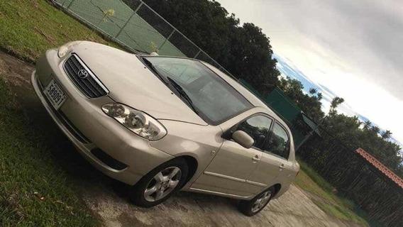 Toyota Corolla Corolla Altis