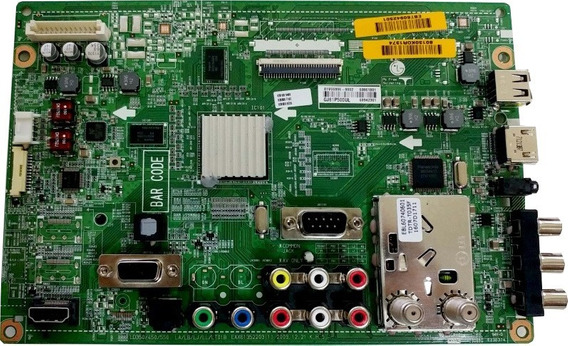 Placa Principal Tv Lg 32ld350 32ld355 - 2301 100% Original