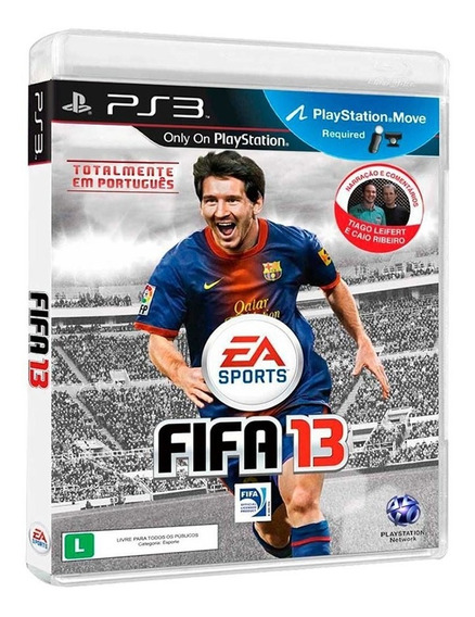 Jogo Fifa Soccer 13 - Ps3