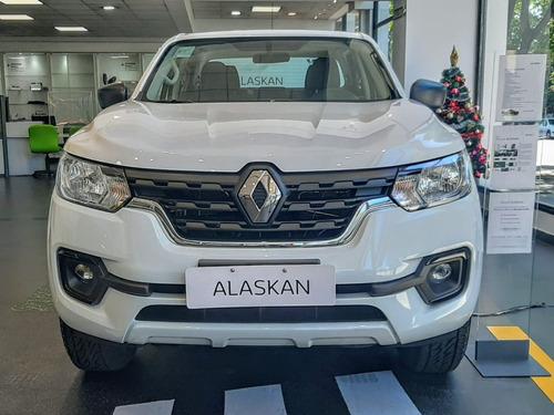 Renault Alaskan Confort 4x4 0km 2021 (mac)